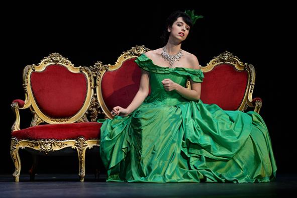 Mme Balandard - Opéra de Monaco
