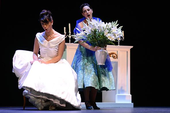Un Mari à la Porte - Opéra de Monaco